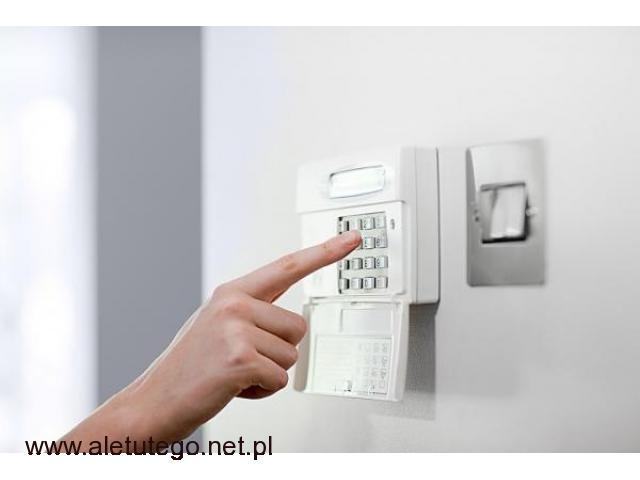 System alarmowy, alarmy, monitoring Świnoujście